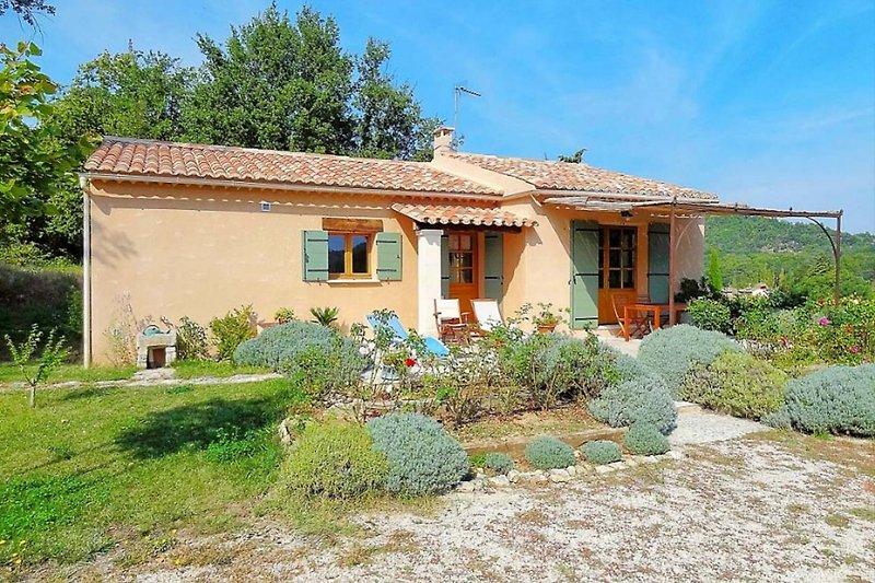 Ferienhaus in den Weinreben in der Provence