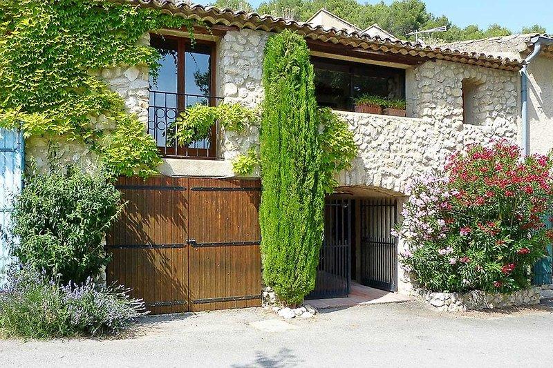 Ferienhaus in Mérindol in der Provence