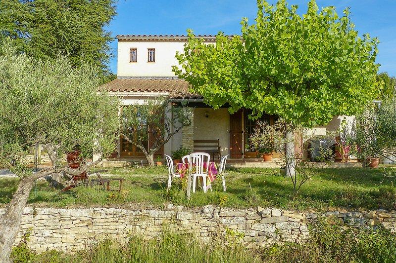 Ferienhaus in Correns in der Provence