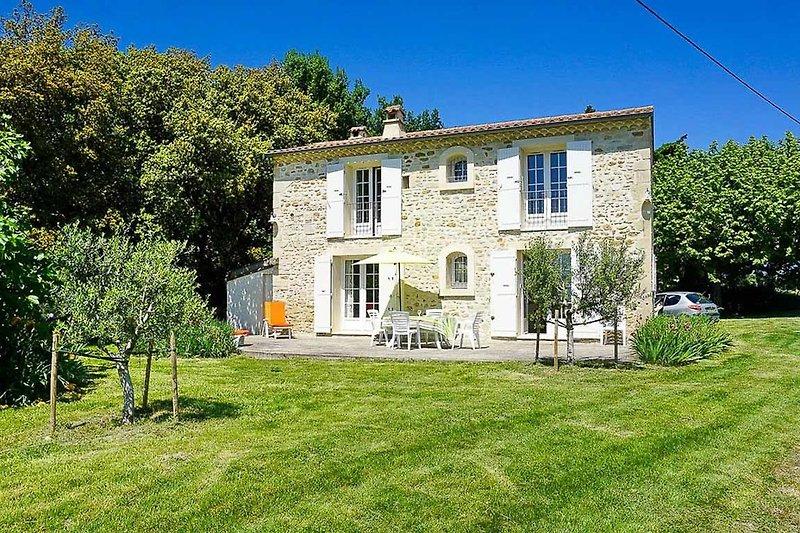 Ferienhaus in Valréas in der Provence