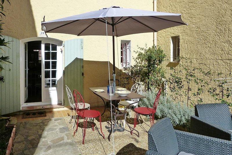 Ferienwohnung in La Garde-Freinet