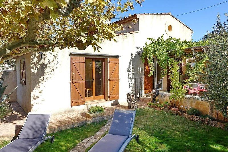 Ferienhaus in Aups in der Provence