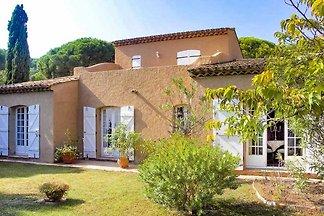 St. Maxime Villa en residencia privada