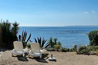 Les Issambres - casa de playa para 4