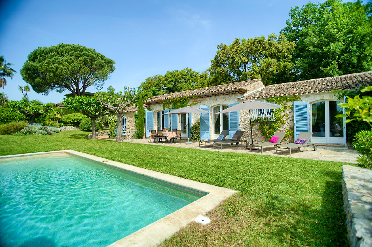 Holiday Villa With Swimming Pool Holiday Home In Grimaud