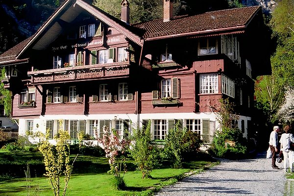 CityChalet historic en Interlaken -  1