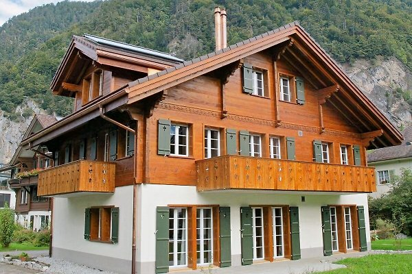 CityChalet in Interlaken - Bild 1