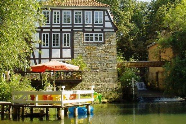 Gästehaus Maschmühle à Rodenberg - Image 1