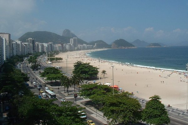 COPACABANA: Appartement für 4 en Copacabana Beach - imágen 1