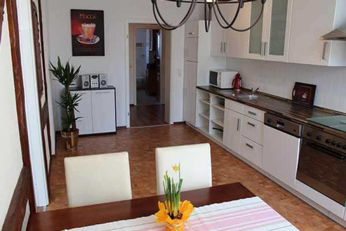 ferienwohnung sonnenschein ferienwohnung in l bben mieten. Black Bedroom Furniture Sets. Home Design Ideas