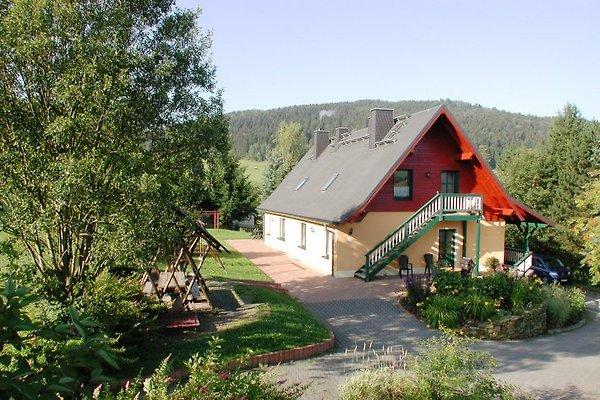 Ferienwohnungen Weissflog - unser Ferienhaus mit 3 Ferienwohnungen