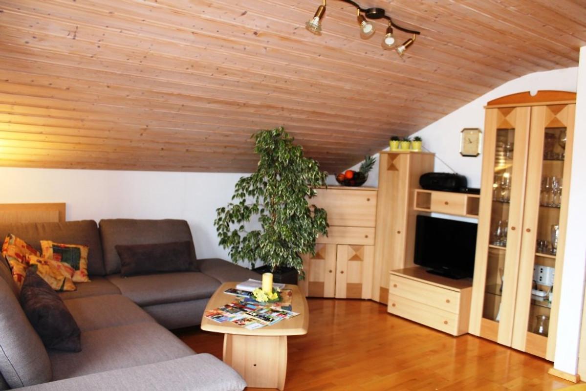 Haus kilger i bayer wald ferienwohnung in - Couchgarnitur wohnzimmer ...