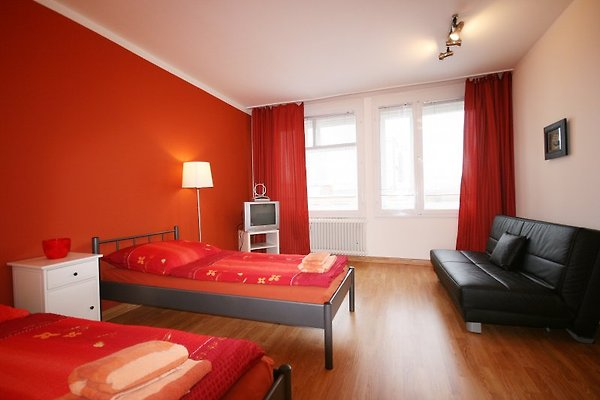 City-Appartement Hamburg  en Neustadt -  1