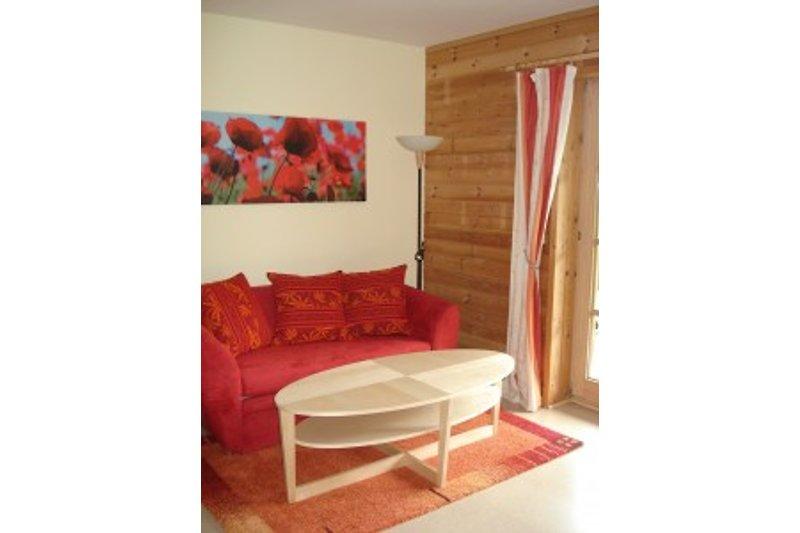 Sitzecke im Wohn-/Essbereich