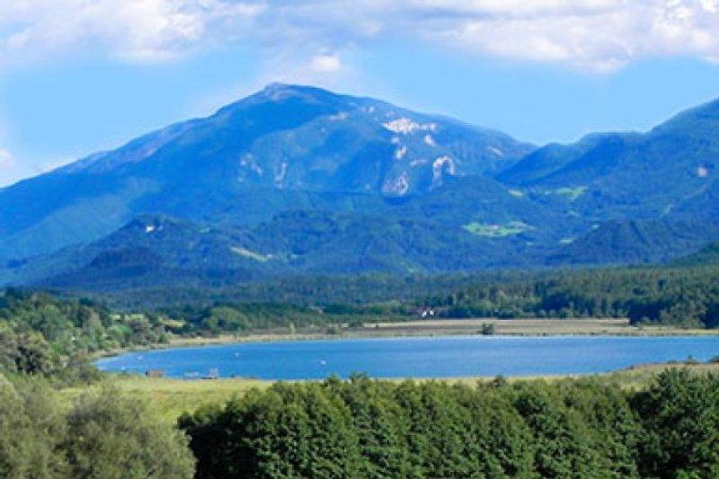 Blick auf den Turnersee - aufgenommen von unserer Webcam