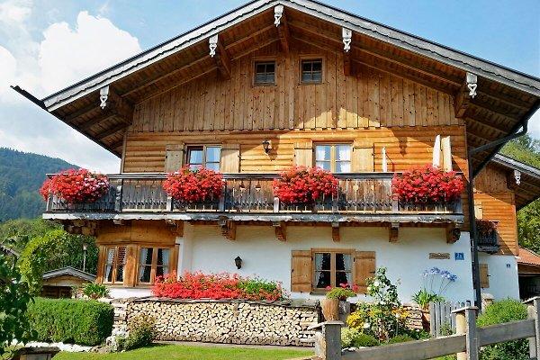 ****Ferienwohnung Holzapfel à Fischbachau - Image 1