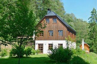 **** Ferienhaus Erzgebirge