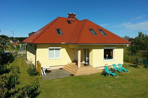Casa para 10 personas en Trzesacz -  1