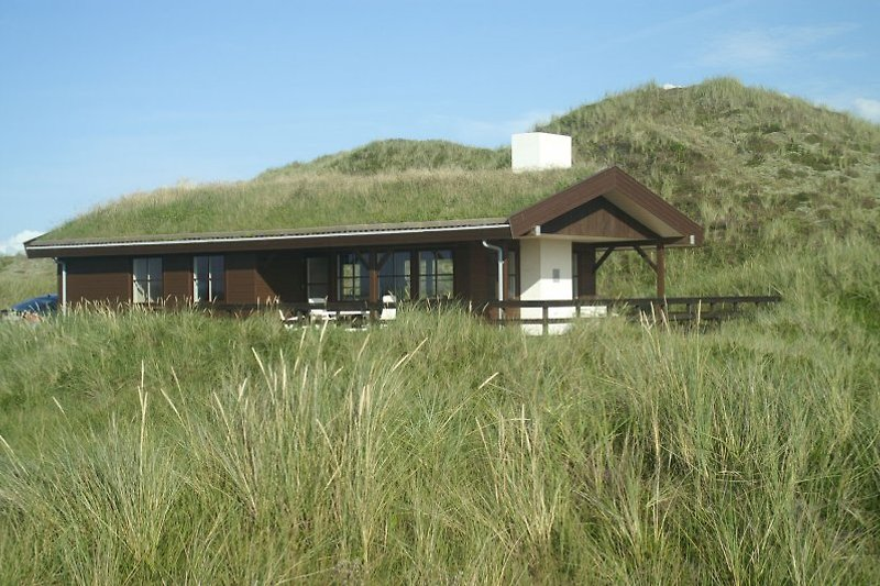 Schönes Ferienhaus in Rödhus