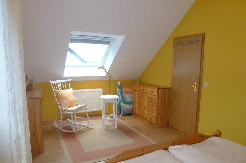 2.Bild Doppelzimmer im OG