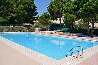 Villa Soleil mit Meerblick + WLAN