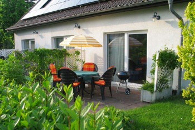 Garten Wohnung Sonnenterrasse