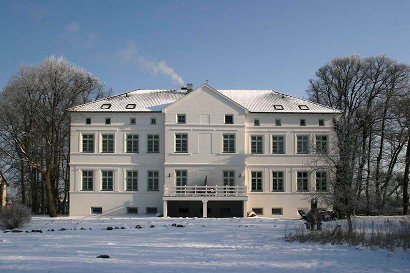 Herrenhaus Rückseite