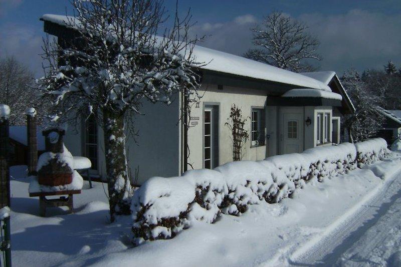 gemütlich im Winter