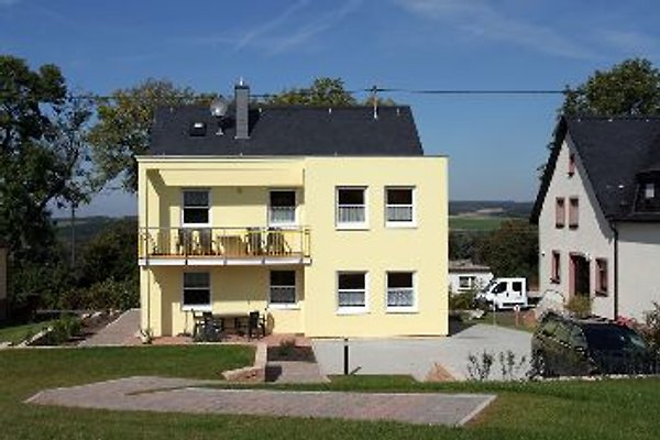 Haus Agnes - Ferienwohnung 1 in Malborn - Bild 1