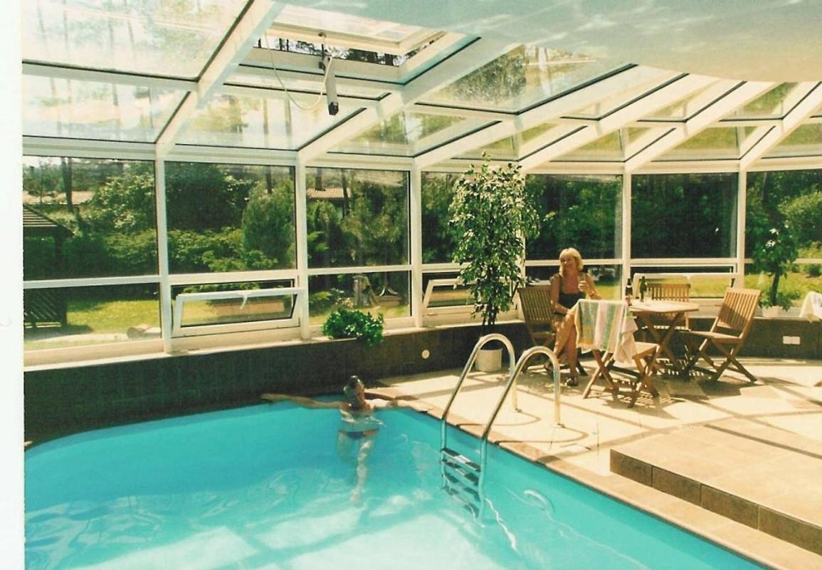 wellness haus branzez mit innenpool ferienhaus in branzez mieten. Black Bedroom Furniture Sets. Home Design Ideas