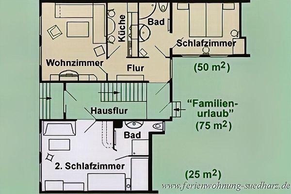 Baar's Ferienwohnungen à Ilfeld - Image 1