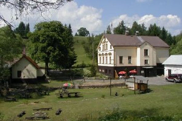 Pension und Ranch U potoka in Lucany nad Nisou - Bild 1