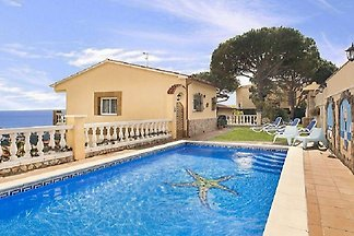 Costa Brava Ferienhaus privat Pool