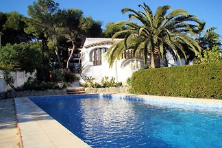 Villa in Moraira privater Pool