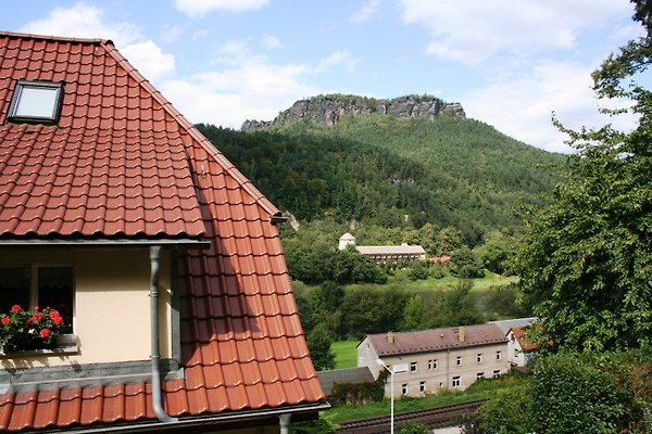 Ferienwohnung am Lilienstein  à Königstein - Image 1