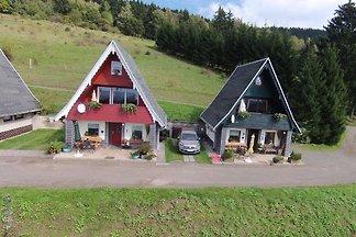Finnhütten Hohe Klinge / Trusetal