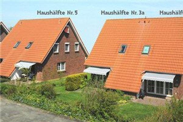 Nordseeferienwohnungen in Hooksiel - Bild 1