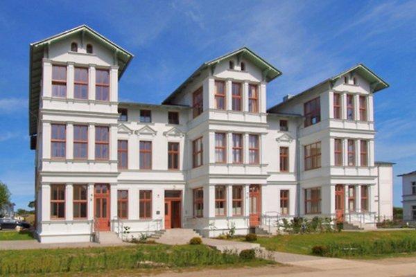 Das Autorenhaus in Ahlbeck - Bild 1