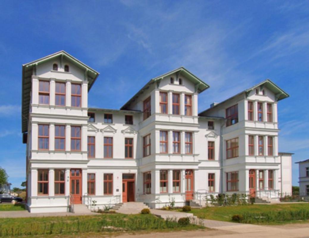 Das Autorenhaus Ferienwohnung In Ahlbeck Mieten