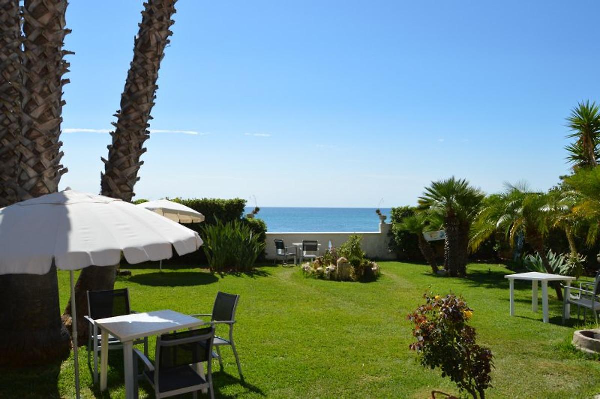 La terrazza sul mare - Unterkunft in Avola mieten