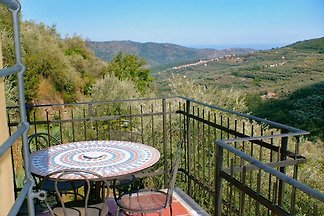 Vacation rental with pool, in countryside 15km from the sea