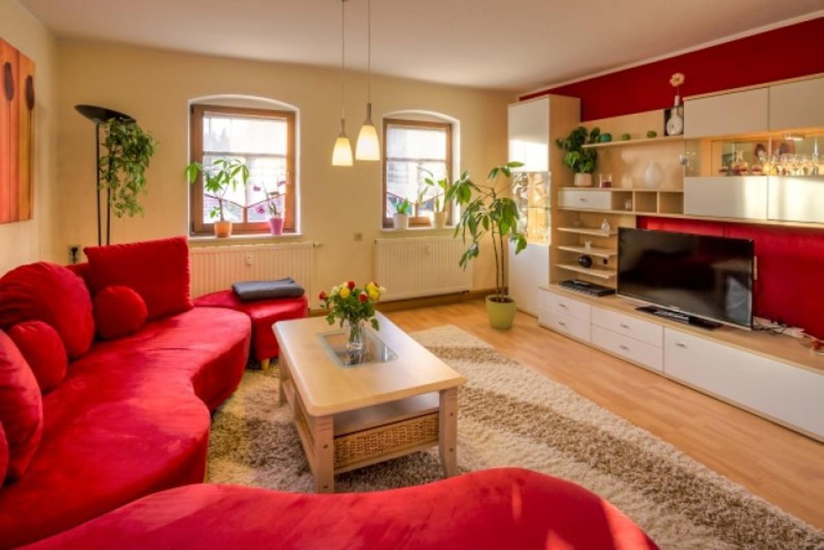Pillnitzer schlossblick ferienwohnung in dresden mieten - Wohnzimmer dresden ...