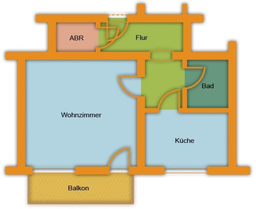 Apartment 4 - Ferienwohnung in Dresden mieten