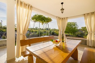 Holiday home Oleander with sea view