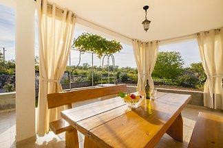 Ferienhaus Oleander mit Meerblick