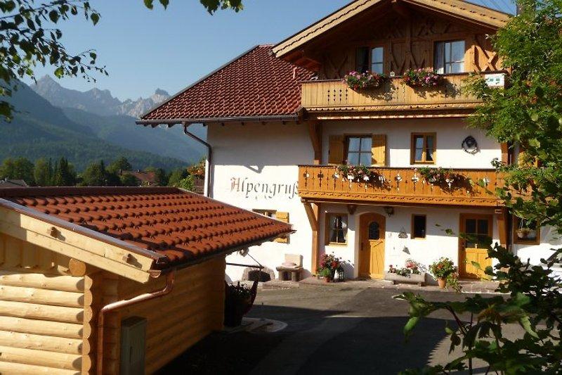 Gästehaus Alpengruss Wallgau