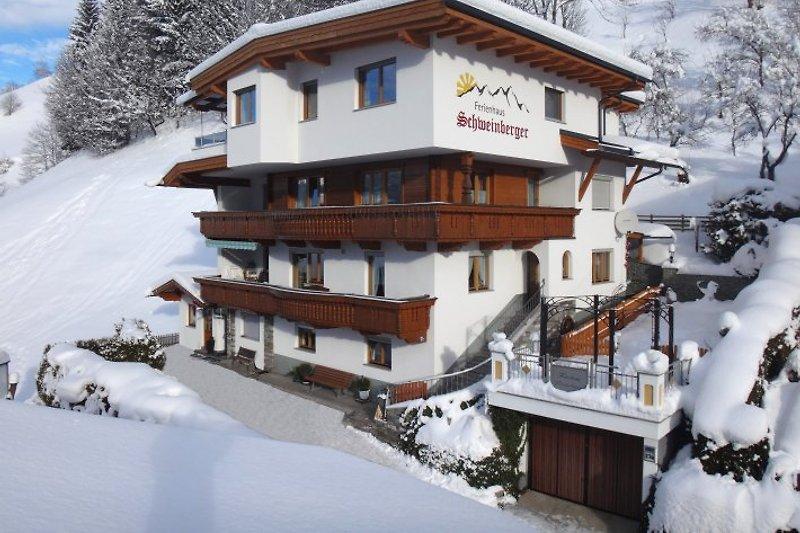 Ferienhaus Schweinberger - Winter