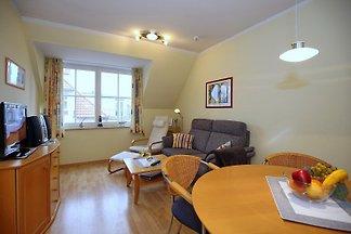 Moderne 3-Zimmer Ferienwohnung, direkt an der Ostsee