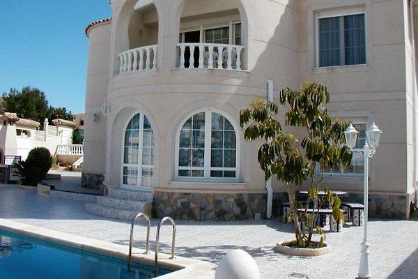 Villa Presi 41 - zona giorno - in Orihuela Costa - immagine 1