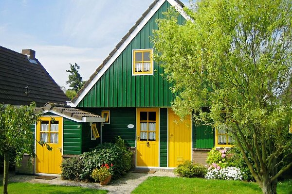 Holiday Park't Zijper Eilant Casa 37 en Oudesluis - imágen 1